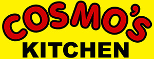 Cosmo's Kitchen Logo