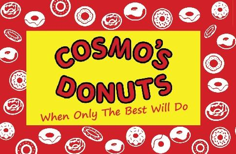 Cosmo's Chicken Gluten Free Coating Nutrition