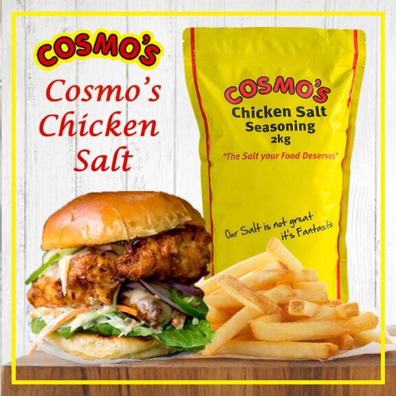 Cosmo's Chicken Salt 2kg