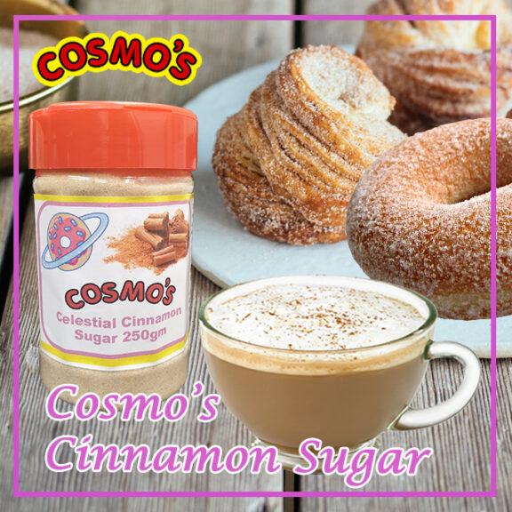 Cosmo's Cinnamon Sugar Shaker