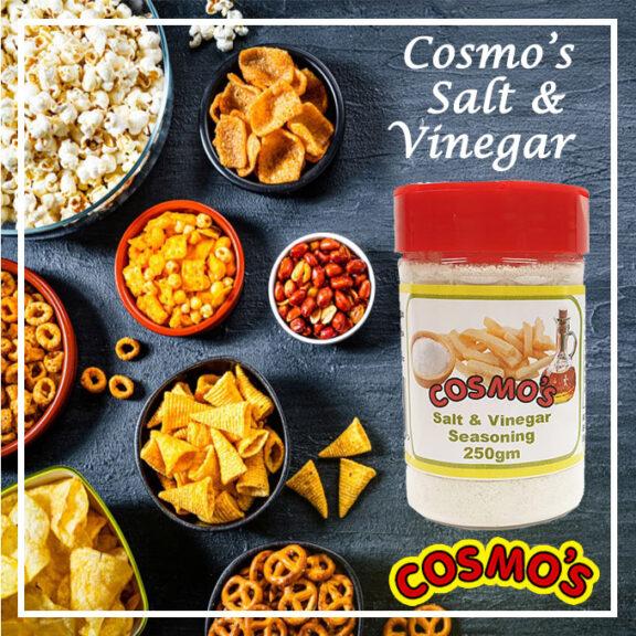 Cosmo's Salt & Vinegar Shaker